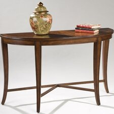 <strong>Magnussen Furniture</strong> Kingston Demilune Console Table