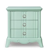 Gabrielle 3 Drawer Nightstand