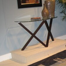 <strong>Magnussen Furniture</strong> Visio Console Table Base