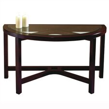 Juniper Demilune Console Table