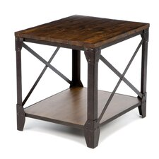 <strong>Magnussen Furniture</strong> Pinebrook End Table