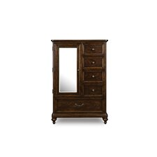 Lafayette 5 Drawer Gentleman's Chest