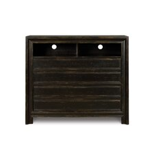 Elkin Valley 4 Drawer Media Chest