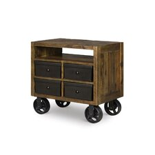 <strong>Magnussen Furniture</strong> Braxton 4 Drawer Nightstand