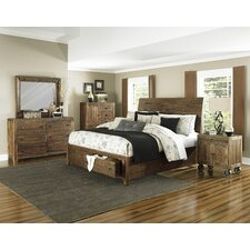 River Ridge Storage Panel Bedroom Collection