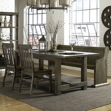 <strong>Magnussen Furniture</strong> Karlin 4 Piece Dining Set