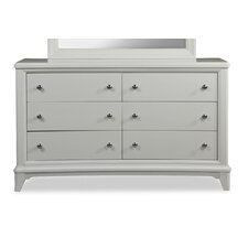 Whitley 6 Drawer Dresser
