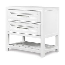 <strong>Magnussen Furniture</strong> Clearwater 2 Drawer Nightstand