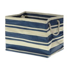 Tobs Soft Storage New England Rectangular Bag in Blue