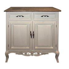 Marlez 2 Door, 2 Drawer Sideboard