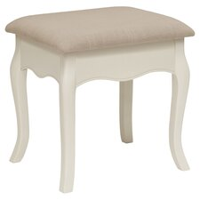 Chantilly Upholstered Dressing Table Stool