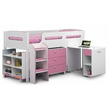 Kimbo Mid Sleeper Bunk Bed