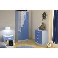 Marconie 2 Tones Bedroom Collection