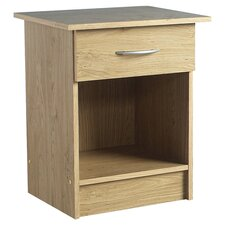 New Haven 1 Drawer Bedside Table