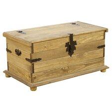 Corona Wooden Blanket Box I