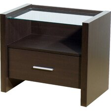 Sorrel 1 Drawer Bedside Table