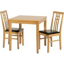 Vealla 3 Piece Dining Set