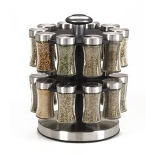 20 Jar Estate Spice Rack