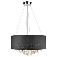 10 Light Drum Chandelier