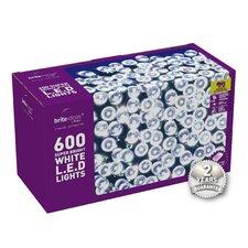 600 LED Christmas Lights