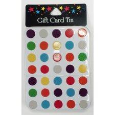 Dots Gift Card Holder (Set of 6)