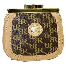 <strong>Rioni</strong> Aristo Coin Purse in Brown