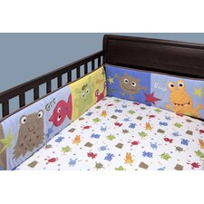 Banana Fish Baby Monster Crib Sheet
