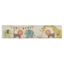 MiGi Little Circus Crib Bumper