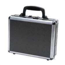 "<strong>TZ Case</strong> Ironite Single Pistol Case: 3 1/4"" H x 11 1/2"" W x 9"" D"