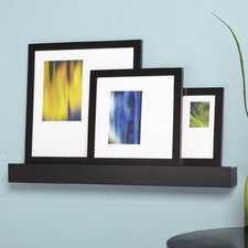 Citi 4 Piece Ledge and Picture Frame Set