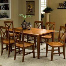<strong>Entree Casual Dining</strong> Camden 7 Piece Dining Set