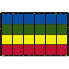 Learning Grid Kids Rug