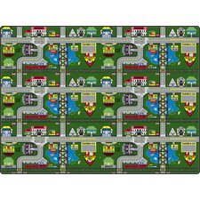 Places to Go Kids Rug