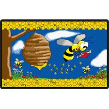 Busy Bee Kids Rug