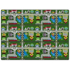 <strong>Flagship Carpets</strong> Educational Places To Go Kids Rug