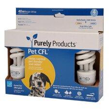 9W CFL Light Bulb (Set of 4)