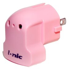 Ionic Home Purifier in Pink