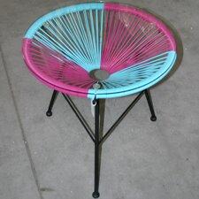 Tisch Acapulcot mit Glasplatte