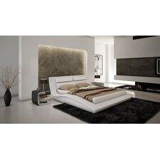 Wave Platform Bedroom Collection