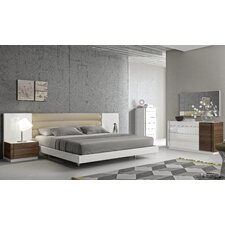 Lisbon Platform Bedroom Collection