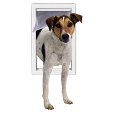 Medium Pet Door with Telescoping Frame