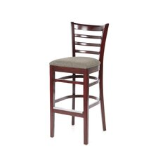"Carole Custom 24"" - 30"" Bar Stool"