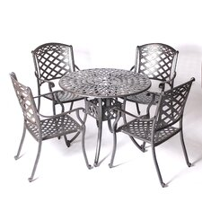 ComfortCare 5 Piece Dining Set