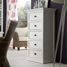 Halifax 5 Drawer Dresser