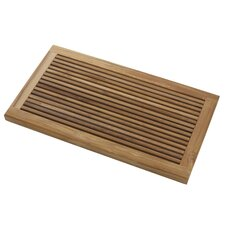 Le Spa Teak Door Mat in Natural