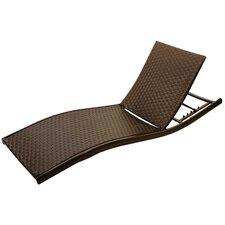 Titan Sun Lounger Chaise Lounge (Set of 2)