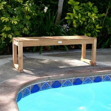Le Spa Teak Picnic Bench