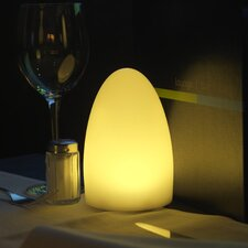 "Imagilights Bullit LED 6"" H Table Lamp with Bowl Shade"