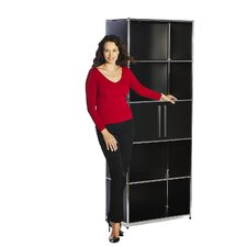 "System4 Simpli 77.56"" Bookcase"