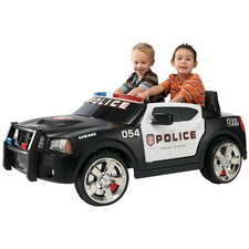12V Battery Powered Police Car
